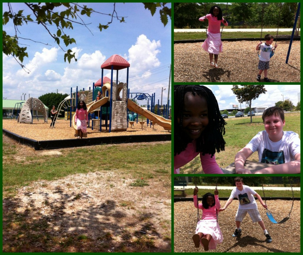 Playground Collage