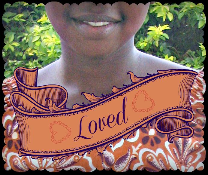 Violet Loved Banner